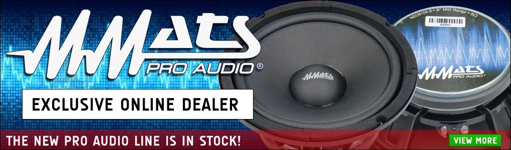 Mmats car amplifier deals